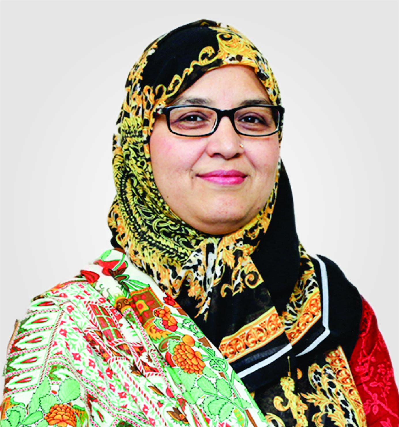 Dr. Naheed Fatima