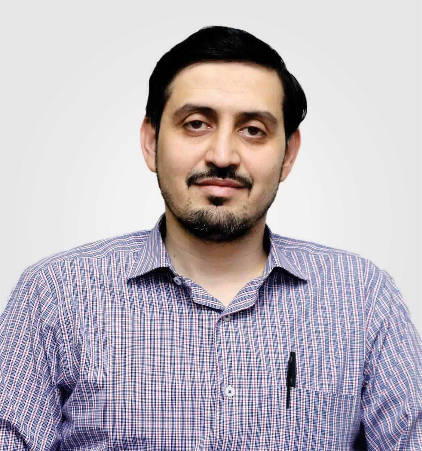 Muhammad Kashif Jan