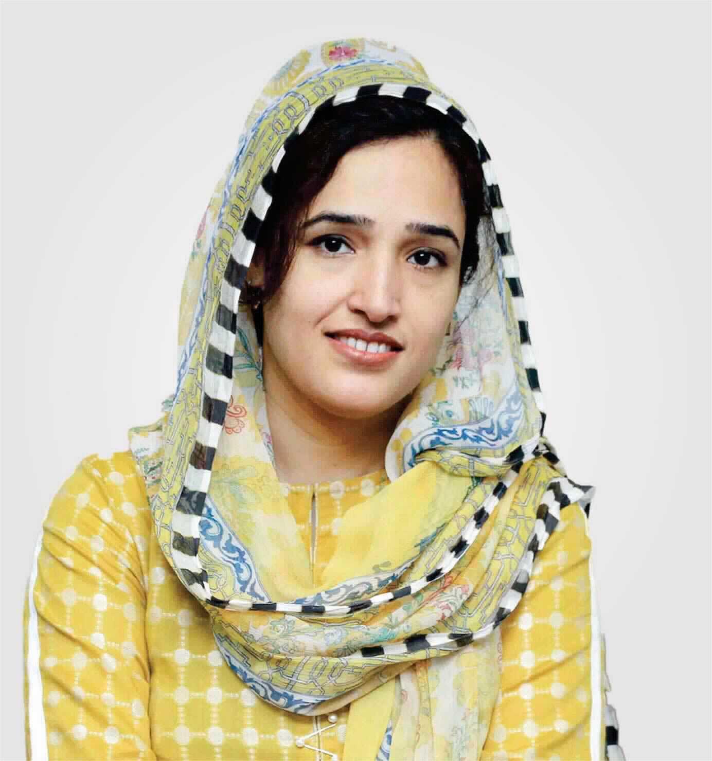 Saeeda Yasmin