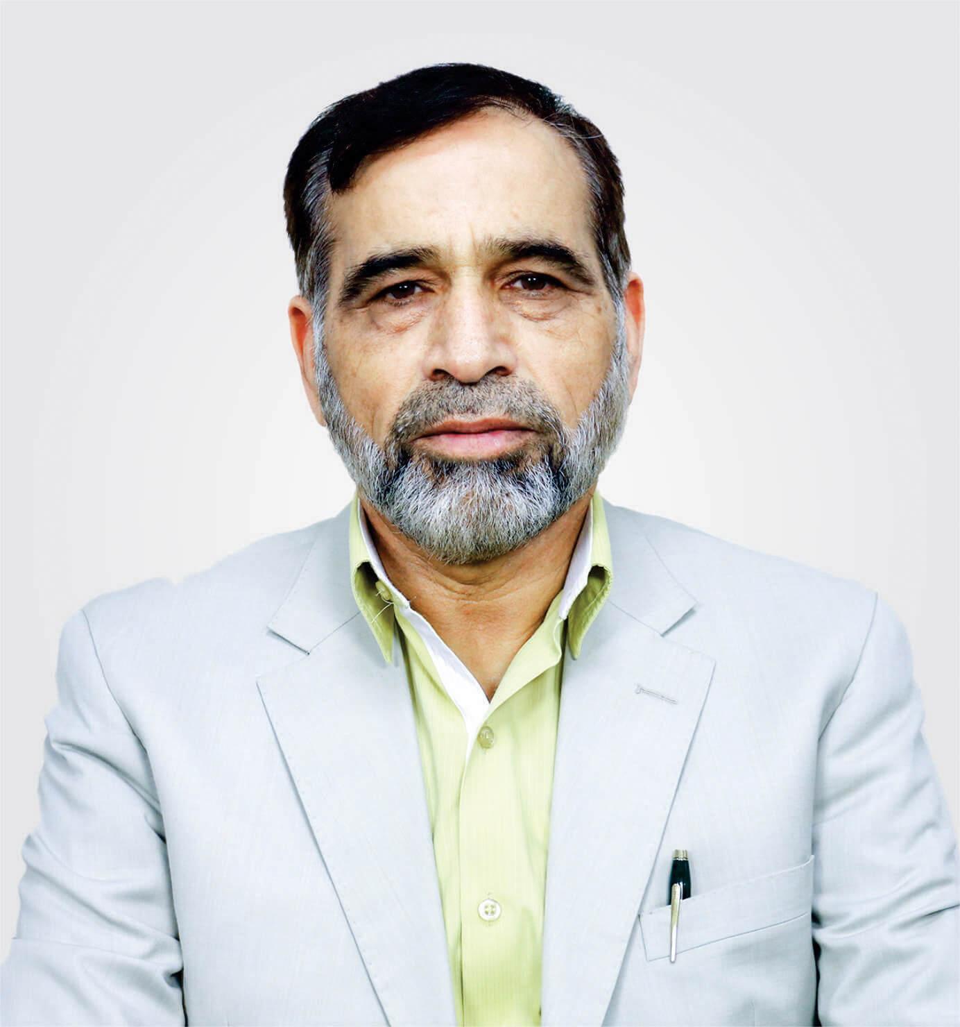 Prof. M. Iqbal khan