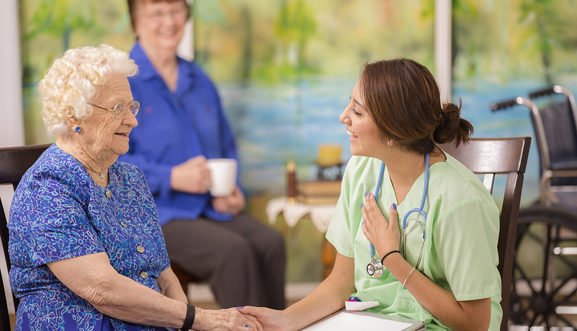 What is Included in Home Nursing Assessment for Elderly?