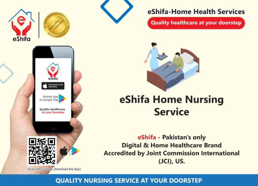 male nurse at home, female nurse at home